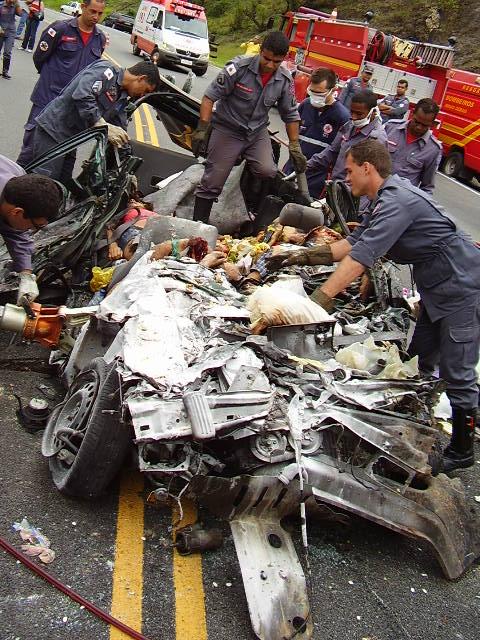 Terrible Car Accidents Death