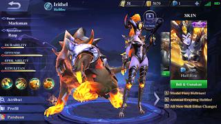 Irithel Mobile Legends