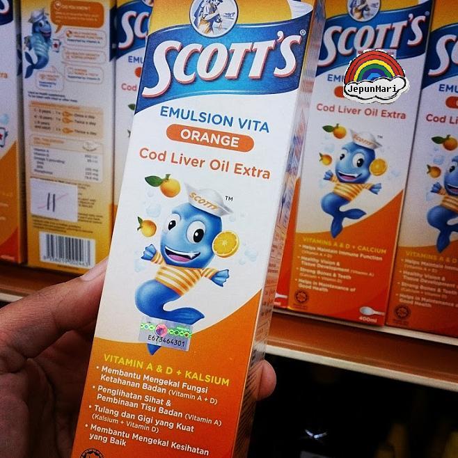 scott's emulsion