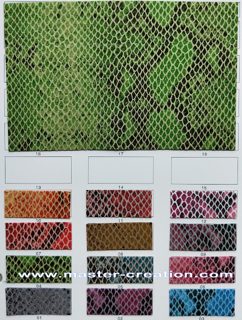 chameleon scales fabric