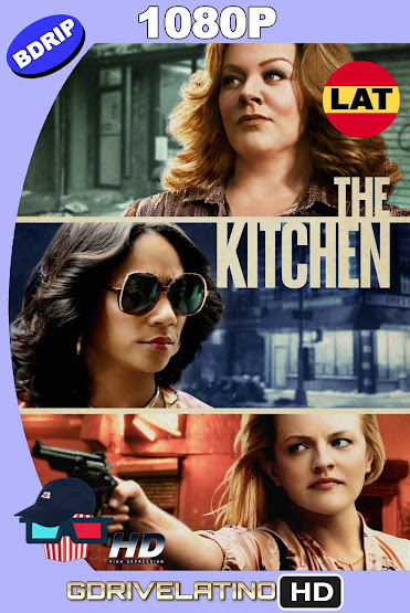 Las Reinas del Crimen (2019) BDRip 1080p Latino-Ingles MKV