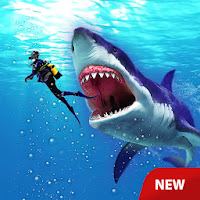 Angry Shark Attack - Wild Shark Game 2019 Apk Download