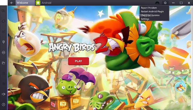 تحميل برنامج تشغيل برامج الاندرويد على الكمبيوتر مجانا BlueStacks App Player 2.2.24.5969