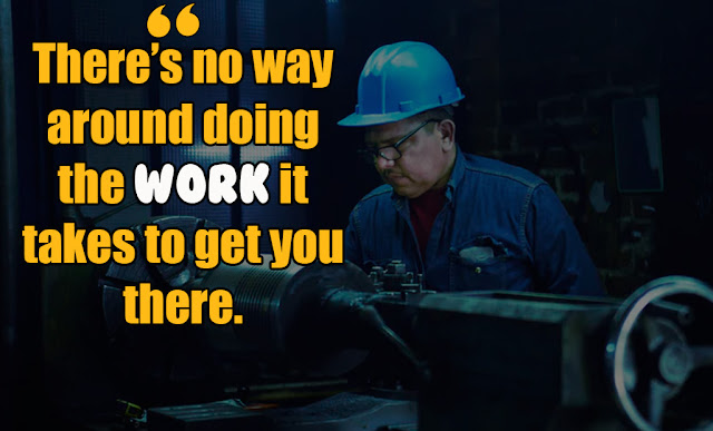 Quotes about success and hard work