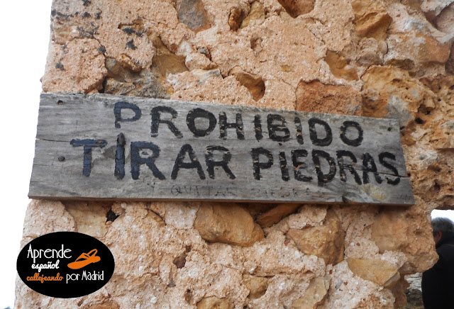 Aprende español callejeando: callejeando por Calatañazor