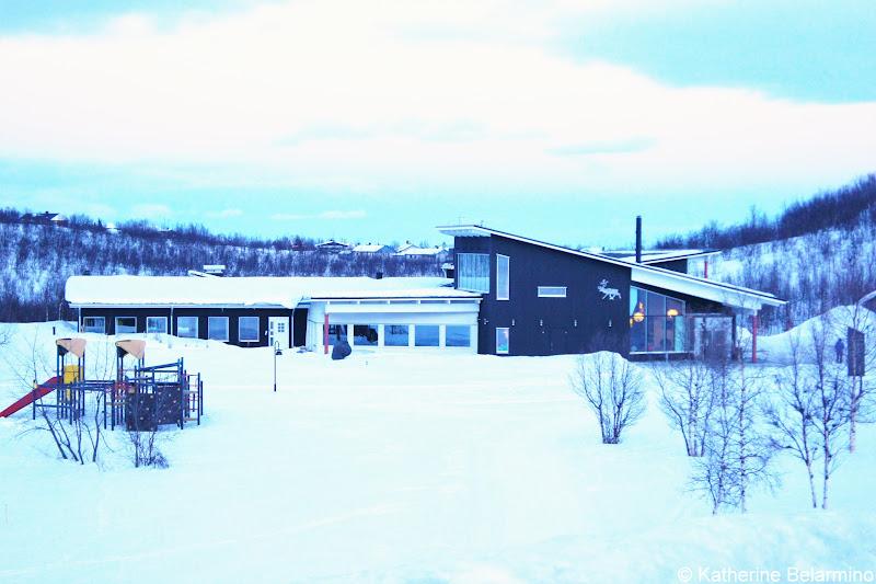Camp Ripan Kiruna Sweden