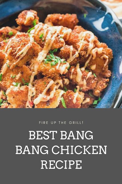 BEST BANG BANG CHICKEN RECIPE