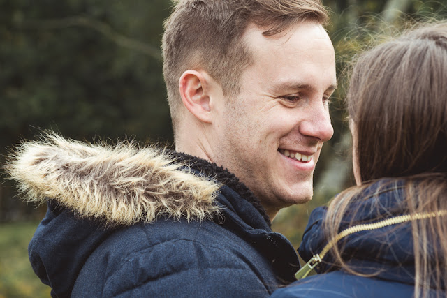 Autumnal pre-wedding shoot in Sutton Park | byGarazi | Birmingham Portrait Photographer