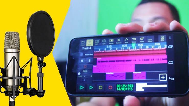 Deretan Aplikasi Editing Lagu di Android - Sabine Blog