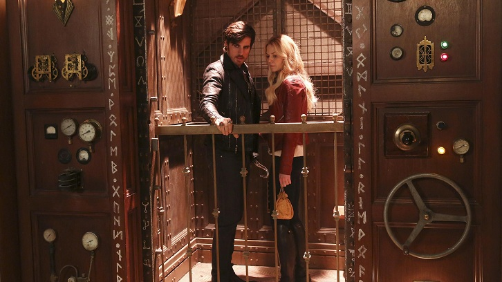 "POLL : What Was Your Favourite Scene in Once Upon a Time ""Firebird""?"