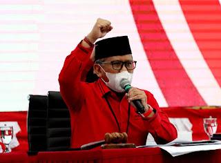 PDIP Dikepung di Surabaya, Ini Perintah Hasto