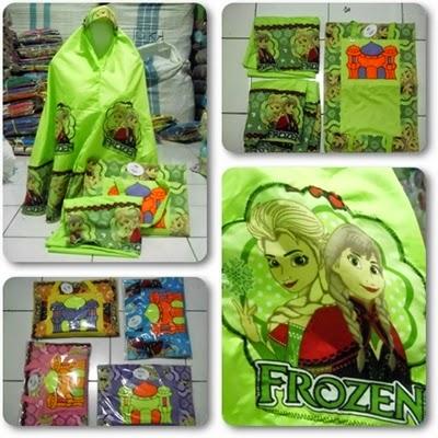Mukena Anak Frozen