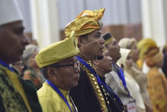 Raja dan Sultan Se-Nusantara Adakan Pertemuan, akan Menarik Mandat Masing-masing Wilayah