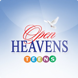 Open Heavens For TEENS: Wednesday 30 August 2017 by Pastor Adeboye - Principles of Divine Blessing