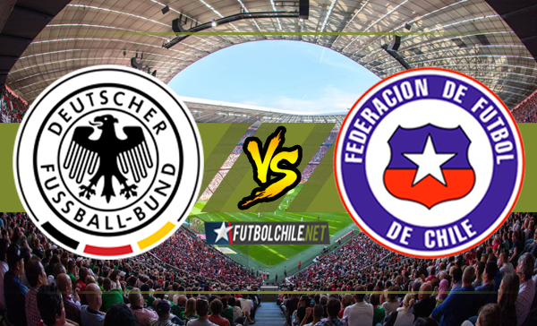 Alemania vs Chile