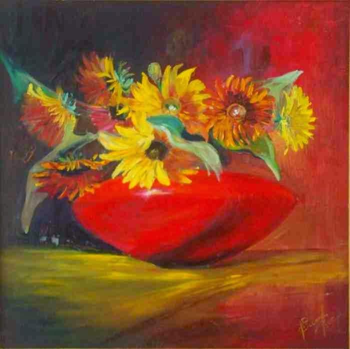 Албанская художница. Anila Ciccone