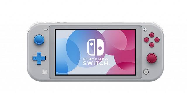 Pokémon Sword & Shield receberão edição especial do Switch Lite