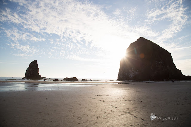 Cannon Beach, OR Coast