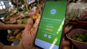 Kabar gembira pedagang di Pasar Baru Bandung akan menggunakan Digitalisasi