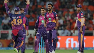 Jaydev Unadkat 5-30 - Hat-trick - SRH vs RPS 44th Match IPL 2017 Highlights