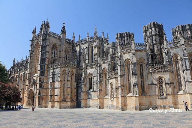 Monasterio de Batalha, Portugal