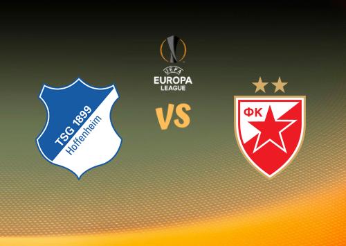 Hoffenheim vs Crvena Zvezda  Resumen