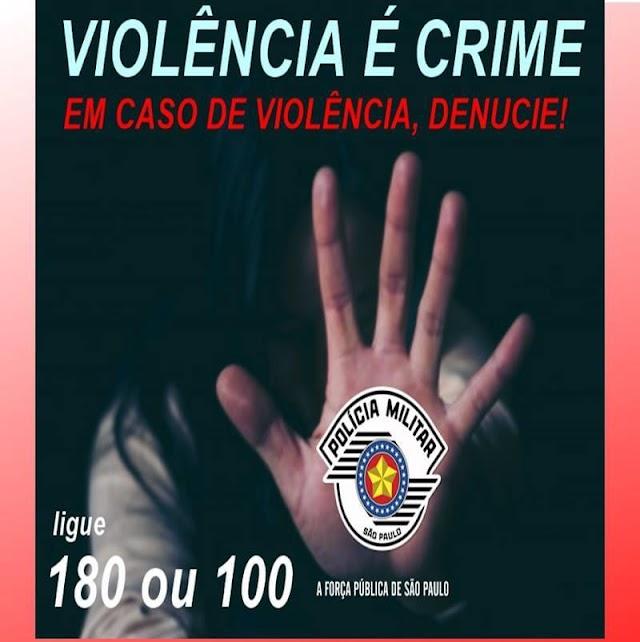 Polícia militar prendeu um procurado por violência doméstica em Pariquera-Açu