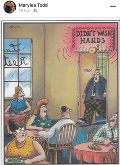 This system of social disapproval might be very effective! (Source: maybe Bizarro, but found in Facebook post)