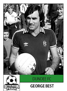 George best dundee fc