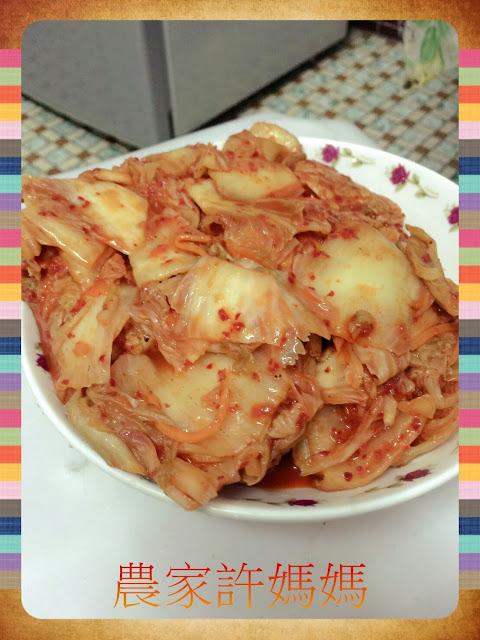 胃口大開韓國泡菜湯做法-農家許媽媽韓國泡菜