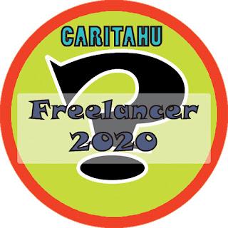 freelance yang paling banyak diminati ditahun 2020 dengan gaji yang lumayan cukup besar