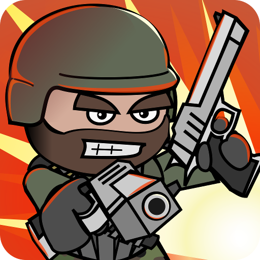 Doodle Army 2 : Mini Militia v4.3.5 Apk Mod [Unlocked Pro]