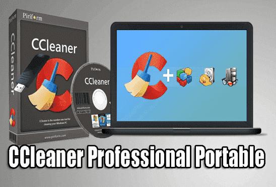 CCleaner Full portableاخر إصدار نسخة محمولة