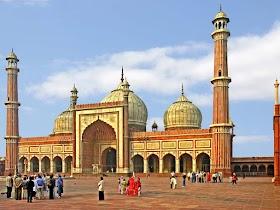 जामा मस्जिद के बारे में रोचक तथ्य - Jama Masjid  Facts in Hindi
