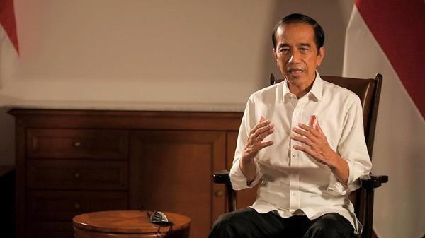 Jokowi Minta Pendidikan Kedinasan Bagi 75 Pegawai KPK Tak Lulus TWK