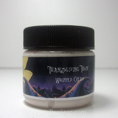 Fortune Cookie Soap Nightmare Before Christmas Thanksgiving Town Whipped Cream Body Butter Review