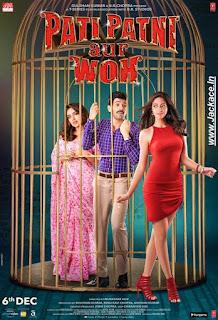 Pati Patni Aur Woh First Look Poster 6