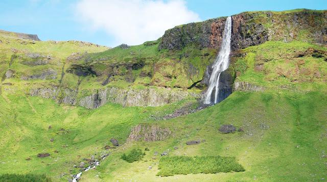Bjarnarfoss en Snaefellsnes, Islandia