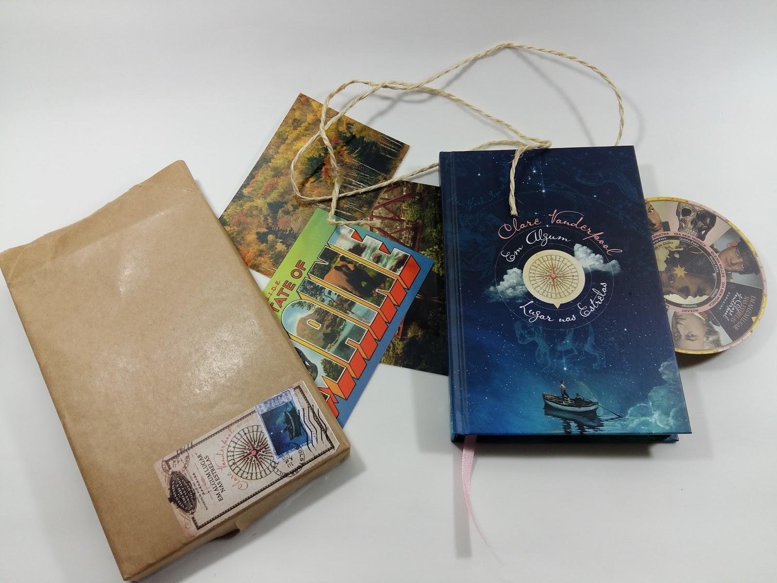Unboxing Em Algum Lugar nas Estrelas, Clare Vanderpool Darkside Books, Unboxing Clare Vanderpool, Em Algum Lugar nas Estrelas Clare Vanderpool;