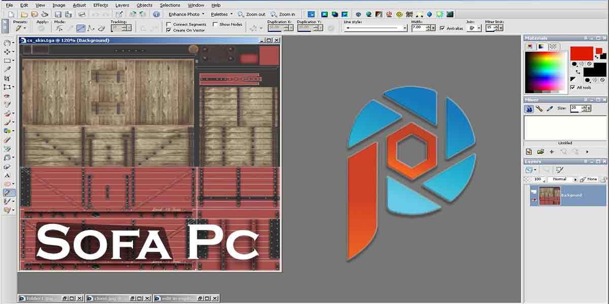 بديل فوتوشوب بسعر رخيص - Corel PaintShop Pro