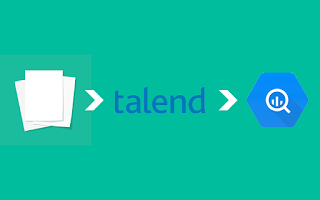 Learn Talend Didactic Course in Online with Scratch Examples
