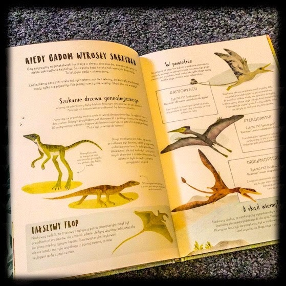 """""""Kiedy wieloryby miały nogi i inne niesamowite ścieżki ewolucji"""" Dougal Dixon, Hannah Bailey, Zielona Sowa"""
