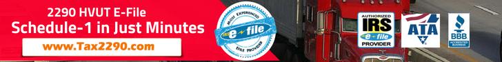 Form 2290 efile a Tax2290.com
