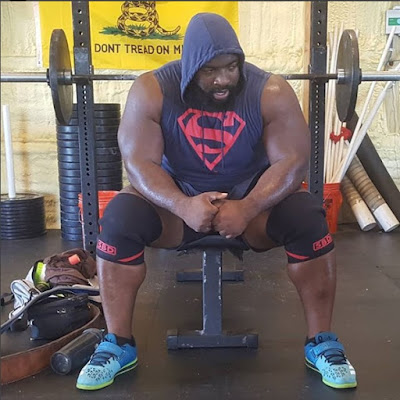 Meet Nigeria's Strongest Man As He Shares Secret Of His Success