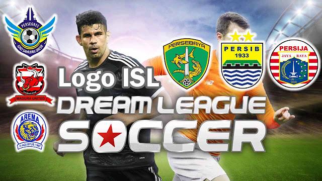 Kumpulan URL Logo Dream League Soccer 2016 ISL Semua Klub