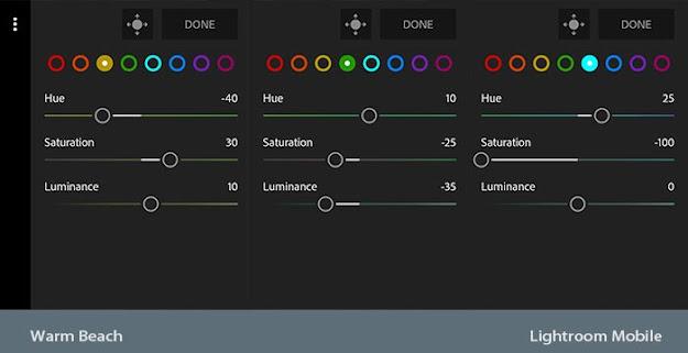 MIX Lagi - Cara Edit Foto di Lightroom Android