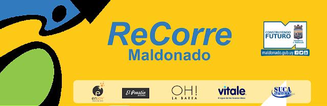 Calendario de carreras de 10k y 5k Recorre Maldonado