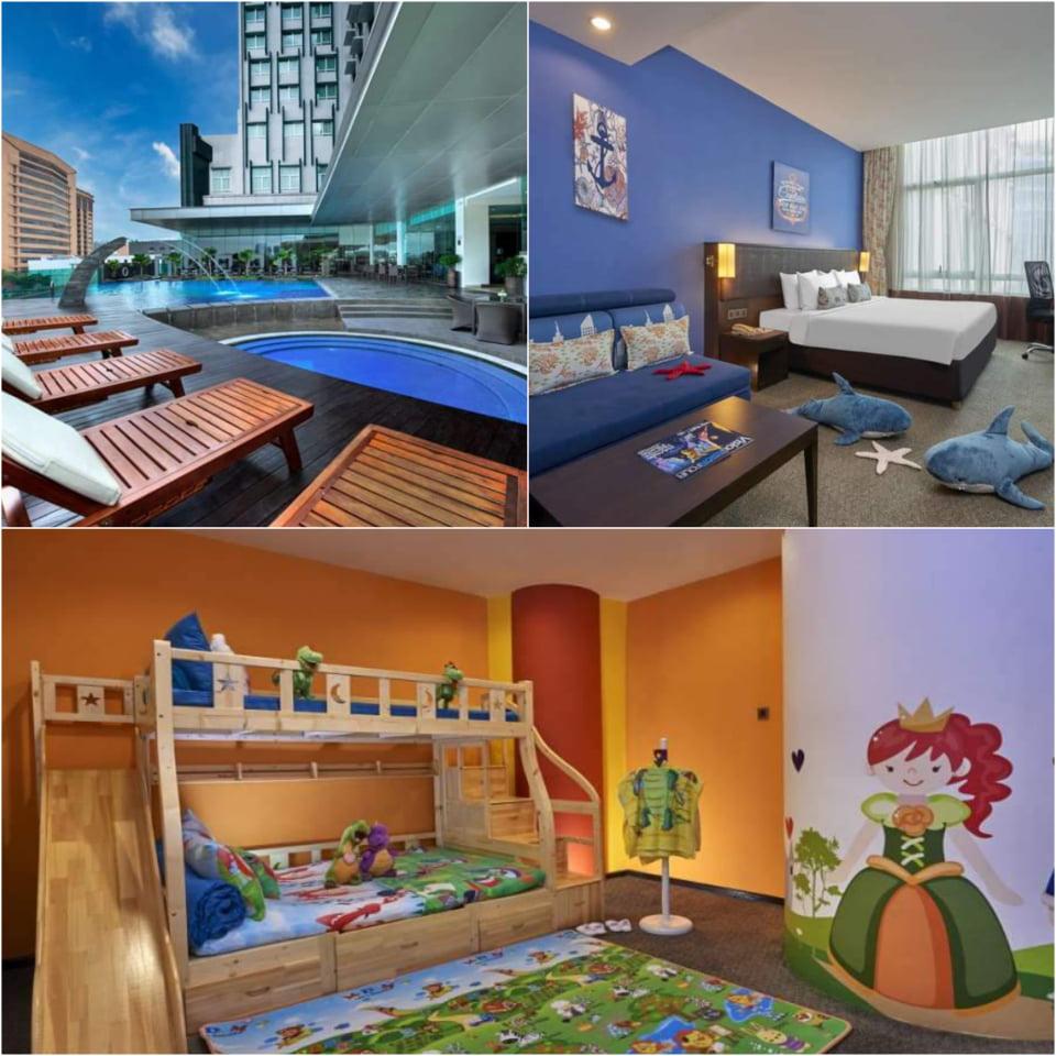 Hotel Yang Best Dan Menarik Untuk Staycation Bersama Keluarga