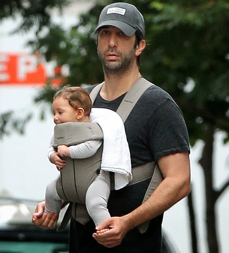 david schwimmer ross geller friends daughter cleo schimmer