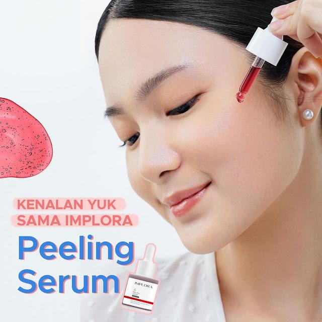 Implora Peeling Serum AHA BHA PHA Review Styleeid